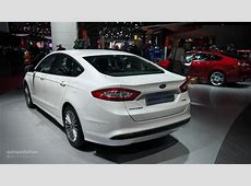 2015 Ford Mondeo Makes World Debut at the Paris Motor Show
