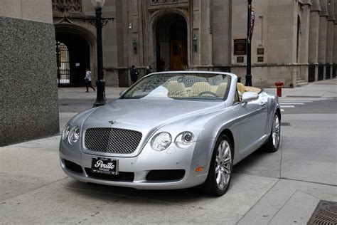 Bentley Continental Gtc by Used 2007 Bentley Continental Gtc For Sale Special