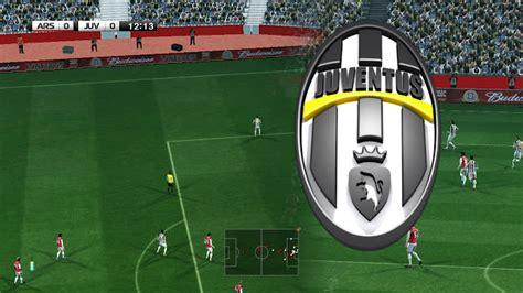 PES 2012 Juventus 3D Replay Logo by heru87