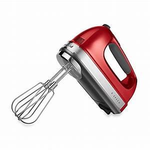 Buy KitchenAid 9 Speed Digital Hand Mixer In Candy Apple