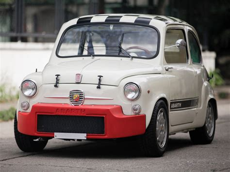 Fiat Fort Lauderdale by Rm Sotheby S 1960 Fiat Abarth 600 Recreation Fort