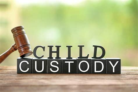 court decide child custody  visitation