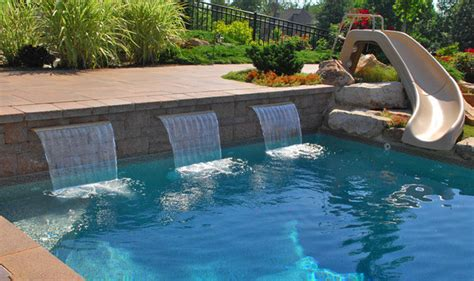 Pics Of Pools With Waterfalls