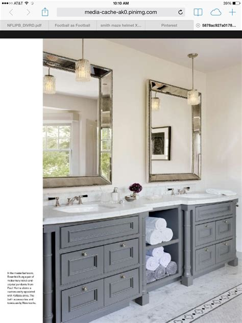 Mirrors For Bathrooms Vanities by Bathrooms Are An Ideal Space For Mirrored Moulding Not