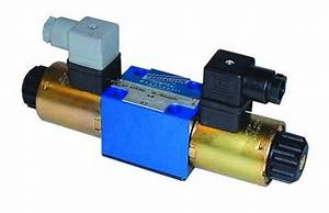 Distributeur Hydraulique Commande Electrique : lectrovalve ou lectro distributeur hydraulique d06 sc01 v24v ~ Medecine-chirurgie-esthetiques.com Avis de Voitures