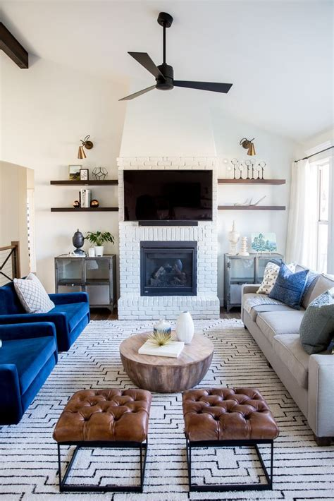 Perfect Interior Design Ideas For Living Room With