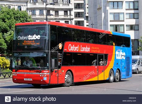 oxford tub quot oxford quot decker coach service between