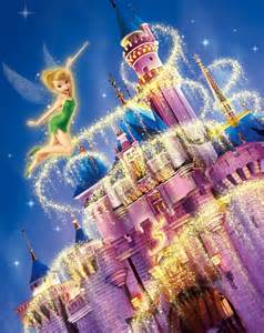 Disney Castle Disneyland