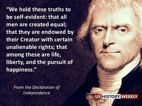 Pursuit Happiness Quotes Thomas Jefferson