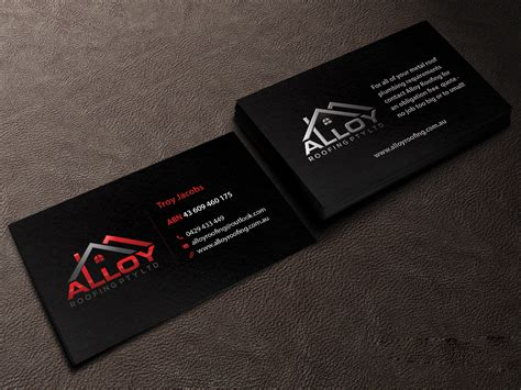 Modern, Professional, Business Business Card Design For Business Credit Card Use Policy Template Us Airways Create Virtual Html What Size Is A Uk Personal Vertical Holder Amazon Inches