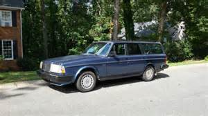 volvo  dl wagon  sale  marietta georgia