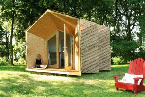 Tiny, Off-grid Customizable Living Units...