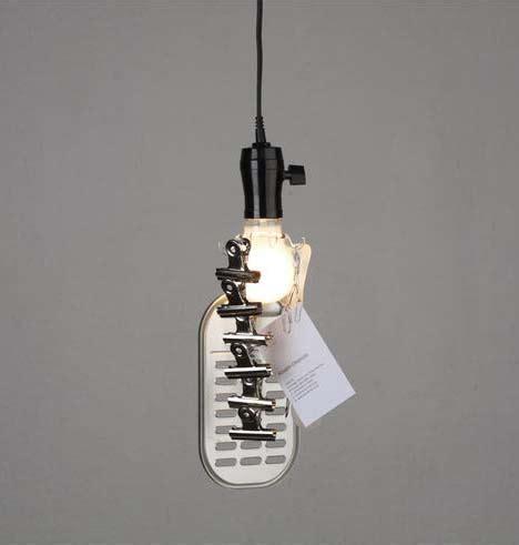 unique ceiling table light l bulb designs