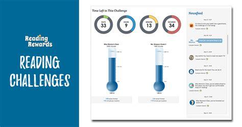 Reading Challenges   Reading-Rewards.com