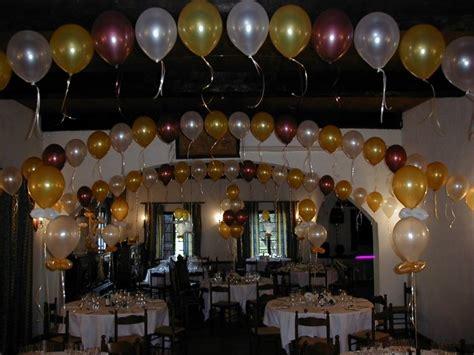 photos de d 233 coration de mariage avec des ballons