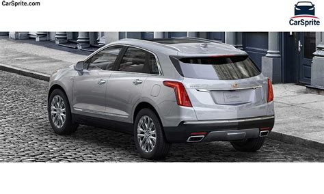 Cadillac Xt5 Crossover 2017 Prices And Specifications In