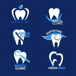 Dental logotypes Vector | Free Download