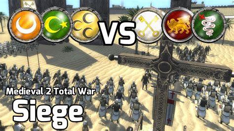 2 total war siege 2 total war battles 226 3v3 siege