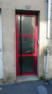 porte d39entree securisee d39un immeuble solabaie le With porte d entree securisee