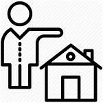 Icon Property Estate Owner Agent Homeowner Advisor
