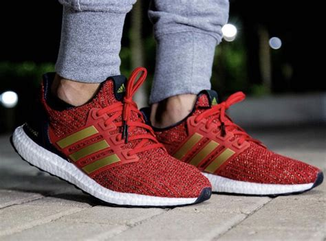 adidas ultra boost game  thrones lannister release date