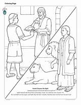 Daniel Coloring Lds Bible Friends Den Printable Mission Lions Children Friend Sheets God Colouring Stories Obey Clipart Primary Wisdom Lessons sketch template