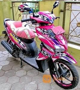 Honda Vario 110 Karbu  Warna Pink  Tahun 2008