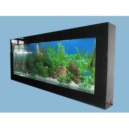 aquarium mural pas cher achat aquarium sans filtre