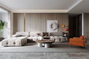 Interior, Scene, 3d, Model, Max, Obj, Fbx