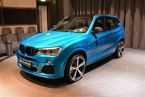Bmw X3 Accessories by Beautiful Bmw X3 With M Sport Package And Tuning Accessories
