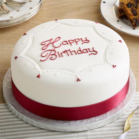 Birthday Cake Images Soft Iced Happy Birthday Cake Bettys