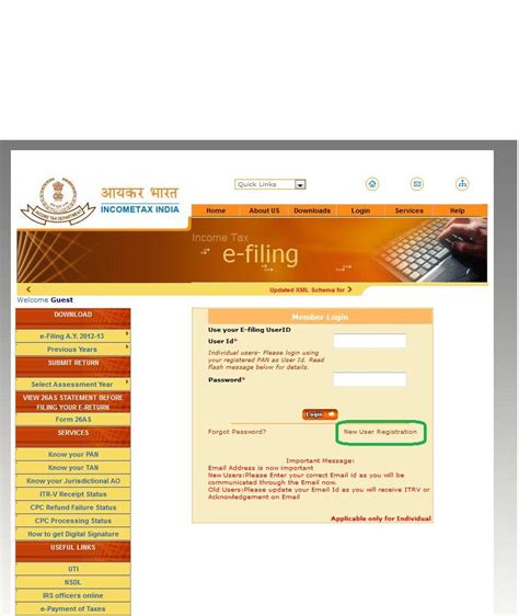 What is a return of income? eFiling Income Tax Return: Online ~ Crazy Direct