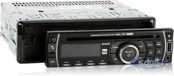 dual xdma6630 in dash rw mp3 wma car stereo receiver with