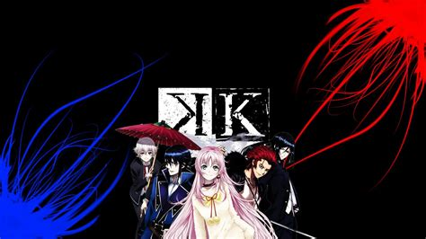 K Project Anime Wallpaper - k project wallpaper wallpapersafari