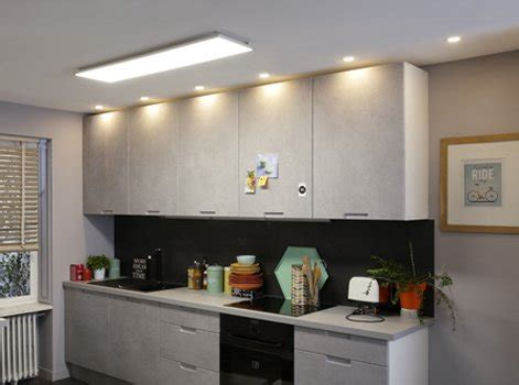 eclairage de cuisine led tout savoir sur l 39 éclairage dans la cuisine leroy merlin