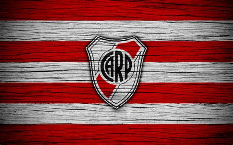 River Plate Logo 4k Ultra Fondo de pantalla HD Fondo de
