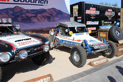 Gallery: The SCORE Baja 1000 Trophy Trucks at the 2017 ...