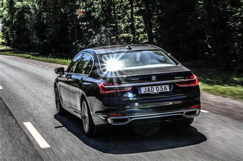 Spied 2019 Bmw 7 Series Lci Spotted Testing