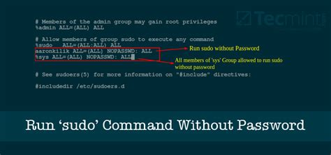 run sudo command  entering  password  linux