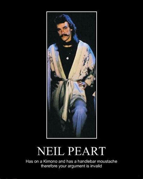 Neil Peart Meme - blah blah blah october 2010
