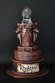 Game Of Thrones Birthday Cake Ideas