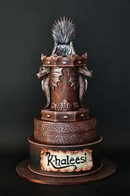Game Of Thrones Birthday Cake Ideas