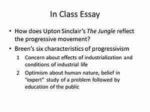 the jungle sinclair summary