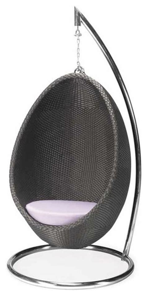 hanging egg occasional chair contemporary hammocks and