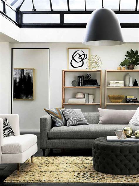 25 Amazing Modern Apartment Living Room Design And Ideas