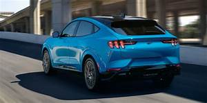 Ford Mustang Mach-E Starts at $44,995, First Deliveries a Long Way Off