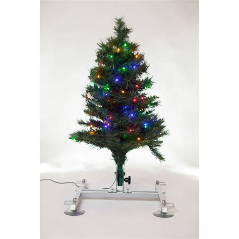 green light christmas tree just solutions 2 5 39 green artificial christmas tree with