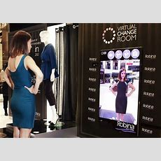 Virtual Changing Room  Google Search  Digital Signage