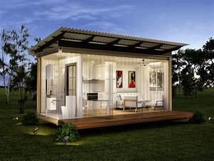 Vivre dans un conteneur Joli Joli Design