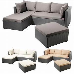 Lounge Set Garten : poly rattan garnitur alu gestell gartenlounge lounge sofa ~ A.2002-acura-tl-radio.info Haus und Dekorationen